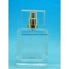 Botella cosmética de la botella de cristal del perfume con buen embalaje