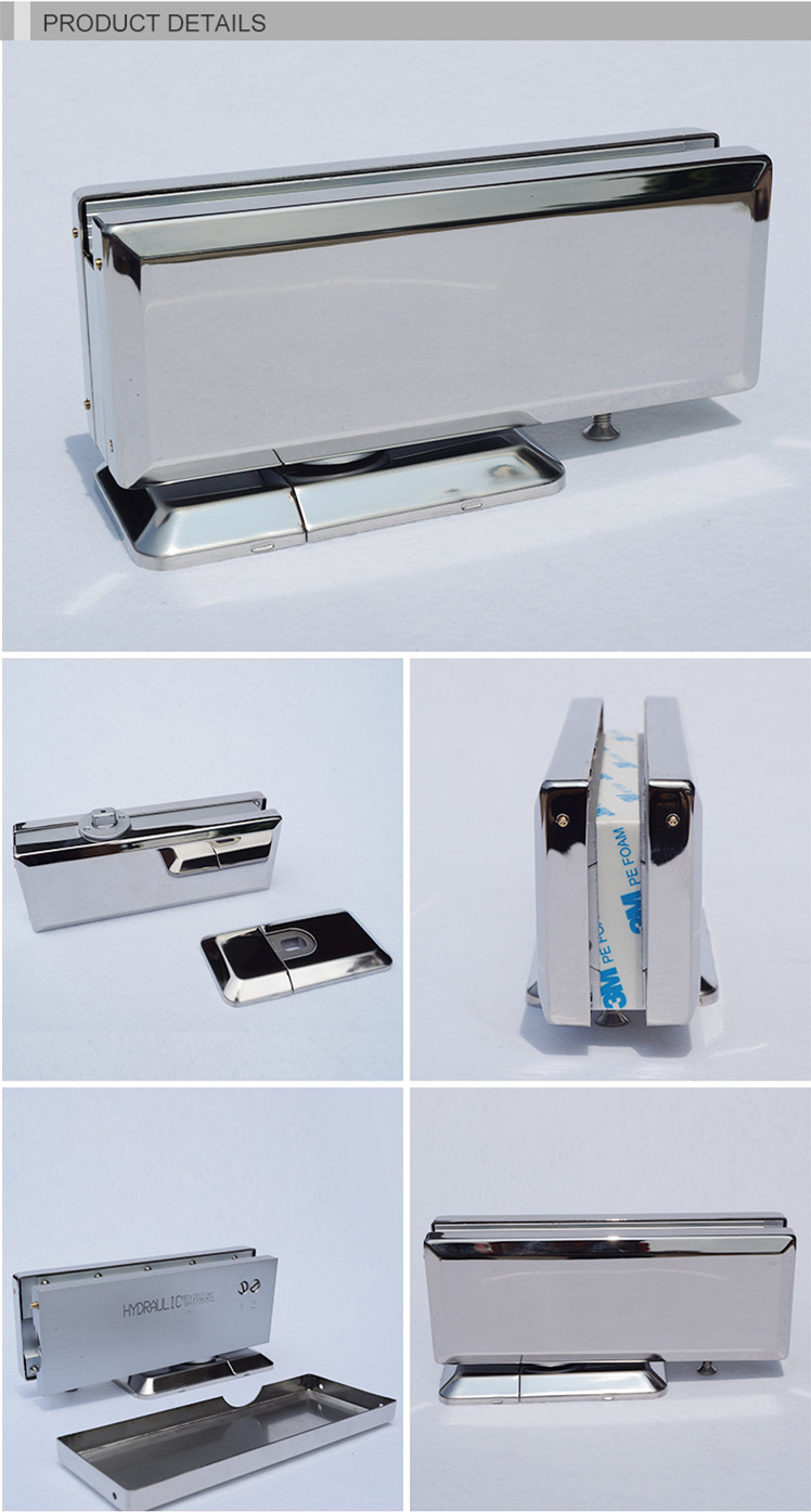 Floor Mounted Door Closer