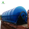 Tyre Recycle Pyrolysis Plant Unit Recycling Tyres to Oil