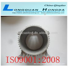 pump impeller CNC machining castings,China aluminum Pumpt imeller castings