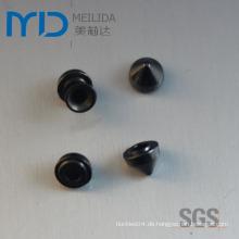 Metallnieten mit unterschiedlicher Form für dekorative
