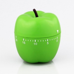 Fruit Mechanical Timer Apple Shape Timer