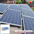 Montaje solar terrestre fotovoltaico diseñado a medida (MD0235)