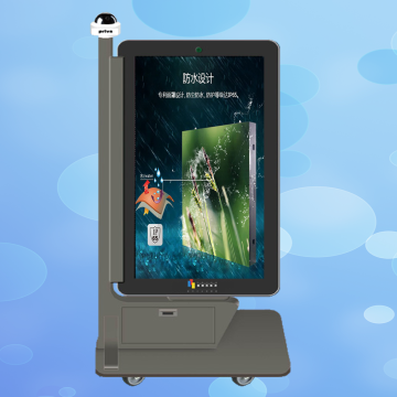 P5 Led Outdoor screen Mobile  Kiosk