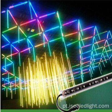 Discoteca Addressable 3D DMX Vertical TUBE Light