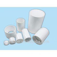 Metalized alumina vacuum ceramic tube
