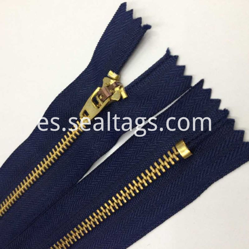 Black Upholstery Zippers