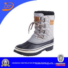 Mode-Knie-hohe Damen-Winter-Schnee-Aufladungen