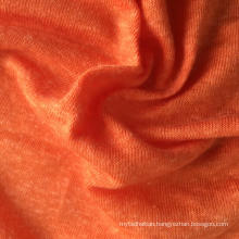 Linen Tencel Knitted Solid Fabric (QF15-2204)