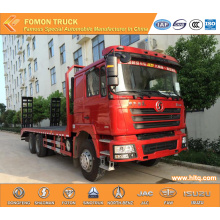 SHACMAN F3000 6x4 20tons excavator transport truck