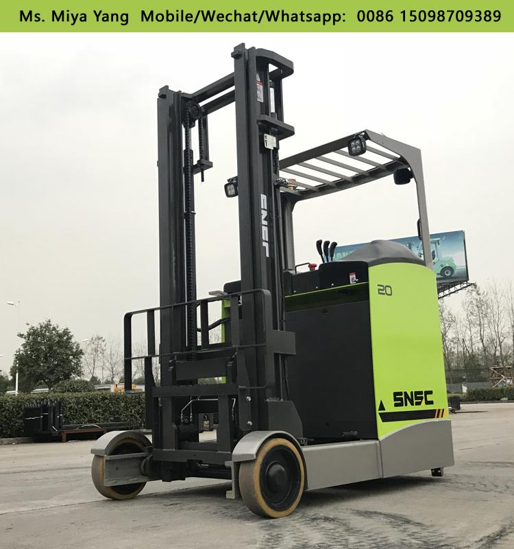 Snsc Reach Truck Price