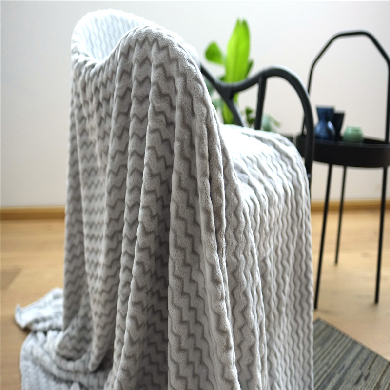 Baby Lazy Wave Blanket
