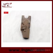 Militar táctica Blackhawk bajo capa cintura funda pistola G17