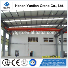Cheap Overhead Travelling Electric Building Crane Small Duty