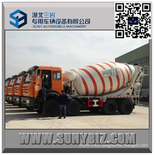 North Benz 13 Cubic Meter Cement Mixer Truck