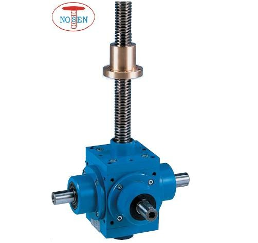 Bevel Gear Machine Screw Jacks