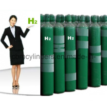 High Purity H2 Hydrogen Gas in 6m3 Cylinders