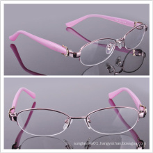 Woman′s Acetate Frame /New Arrival Eyeglass Frame/ Full Rim Eye Glass (2507)