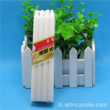 Goedkope No Smoke Paraffin Wax Household White Candles