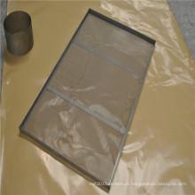Bandeja da malha do forno do cozimento do aço inoxidável de 640 * 460 * 45mm