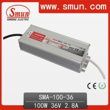 100W 36VDC IP67 Constant Current Switching Power Supply LED Driver