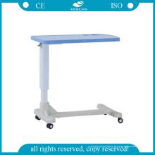 AG-Obt003 Krankenhaus über Bett-Tabelle