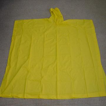 Customed водонепроницаемый ПВХ дождь пончо
