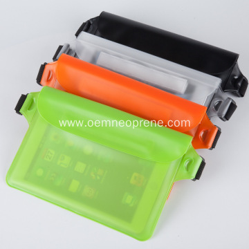 Custom Swimming Running PVC Waterproof Waist Bag