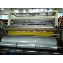 1500mm Cast PE Stretch Film Packing Maskiner
