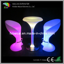 Chaise à LED Light Bar