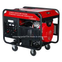 Générateur essence essence alimenté par moteur Honda (T13000GX)