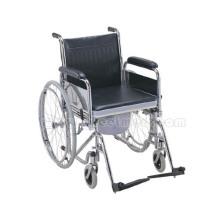 Hospital médico uso comoda silla de ruedas