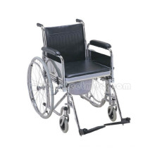 Medical Hospital Use Commode Wheelchair