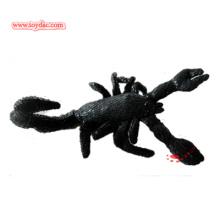 Черный плюшевый игрушечный скорпион (TPYS0285)