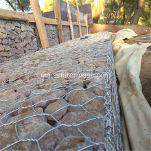 Reno Mattress / Hexagonal Double Twisted Wire Mesh / Gabion