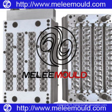 Moule / moule de préforme d'animal familier d'injection en plastique (MOULE de MELEE -118)