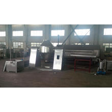 SZG Model Suhu Rendah Karet Powder Ganda Cone Rotary Vacuum Dryer
