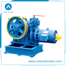 Elevator Machine, Vvvf 1: 1 Geared Traction Motor, Traction Machine (OS112-YJ180)