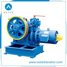 Máquina do elevador, motor de tração alinhado 1: 1 de Vvvf, máquina da tração (OS112-YJ180)