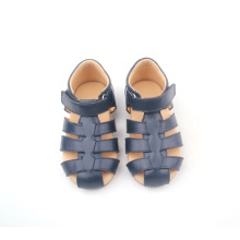 Zapatos hechos a mano de moda Fancy Kids Baby Barefoot Sandals