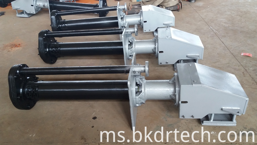 Submersible Slurry Pump (SPR)