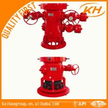 API 6a Cabeza de encapsulado Cabeza de cabezal Cabeza de tubo Fabricación en China