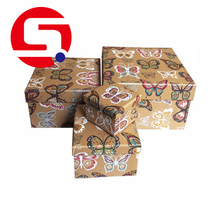 Decorative Christmas boxes for gifts