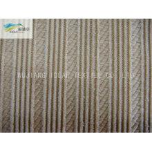 Polyester Nylon Jacquard Blended Corduroy Fabric
