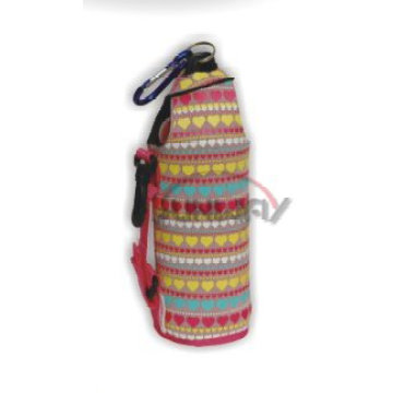 Fashionable Insulated Neoprene Water Bottle Cooler Wtih Custom Printing (BC0052)