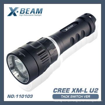 Lanterna de mergulho Cree u2
