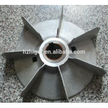 custom made aluminum die casting motor heat dissipation fan
