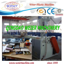 WPC PVC ECOLOGY DECKING BOARD EXTRUSION MACHINE