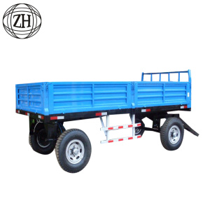 3 Tons Trailer/ 2 Axle Tractor Trailer
