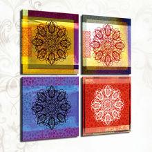 Декор стены искусства абстрактной печати холст исламских произведений искусства